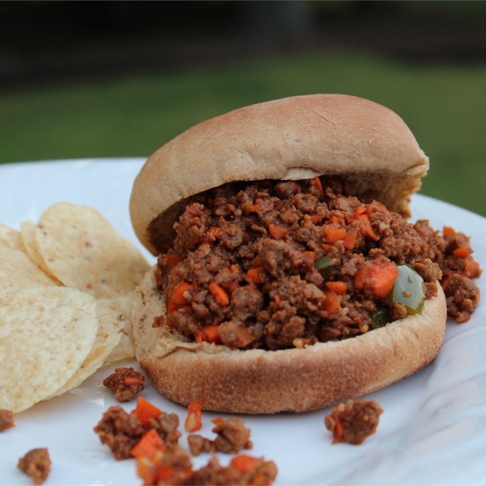 Healthier Sloppy Joes II