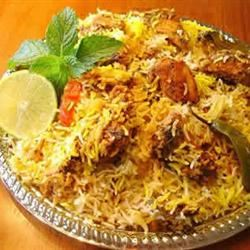 """Biryani is a bit of a project and is time-consuming, but I have never been disappointed with the results,"" says SUSMITA. ""Since it is such a festive dish, I usually make it for dinner parties. It is a huge hit."""