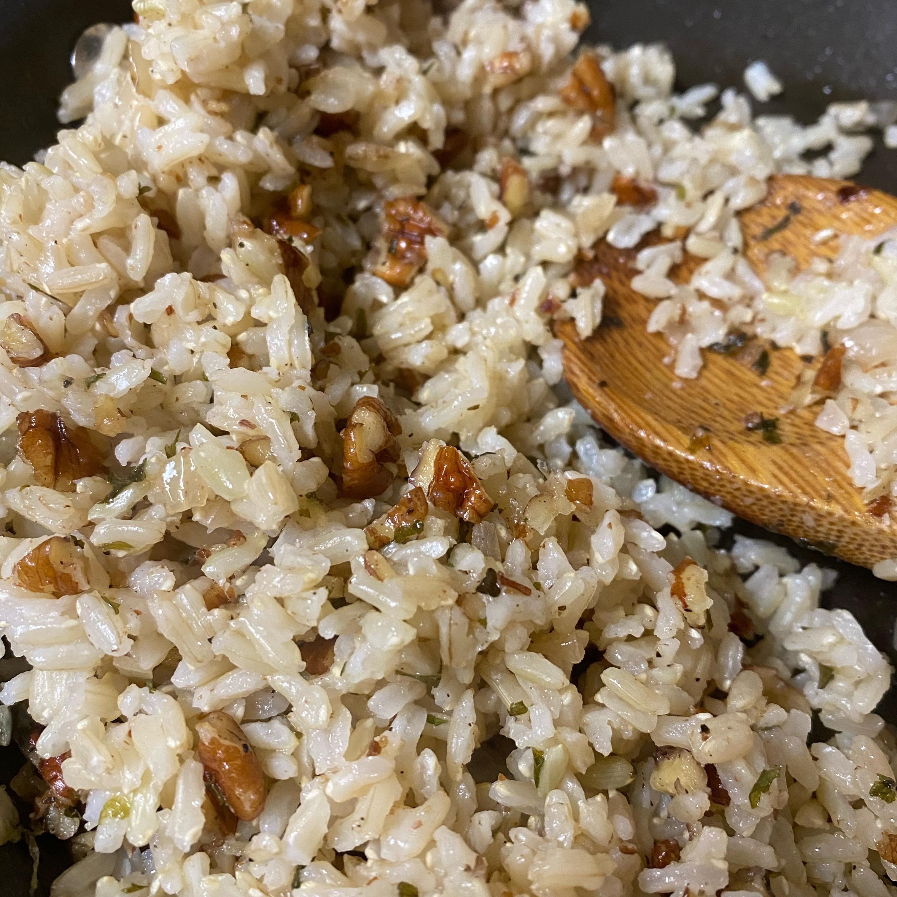 Pecan Rice