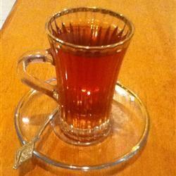 Kuwaiti Traditional Tea bmaaq