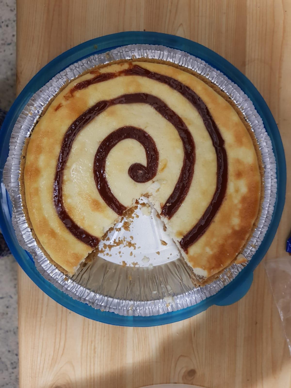 Light and Airy Cheesecake Christina De Jesús Villanueva