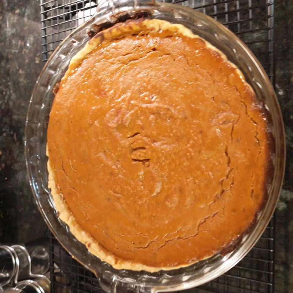 Libby's® Famous Pumpkin Pie Christopher Martinkovic