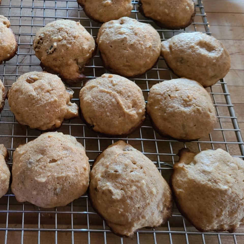 Persimmon Cookies chris