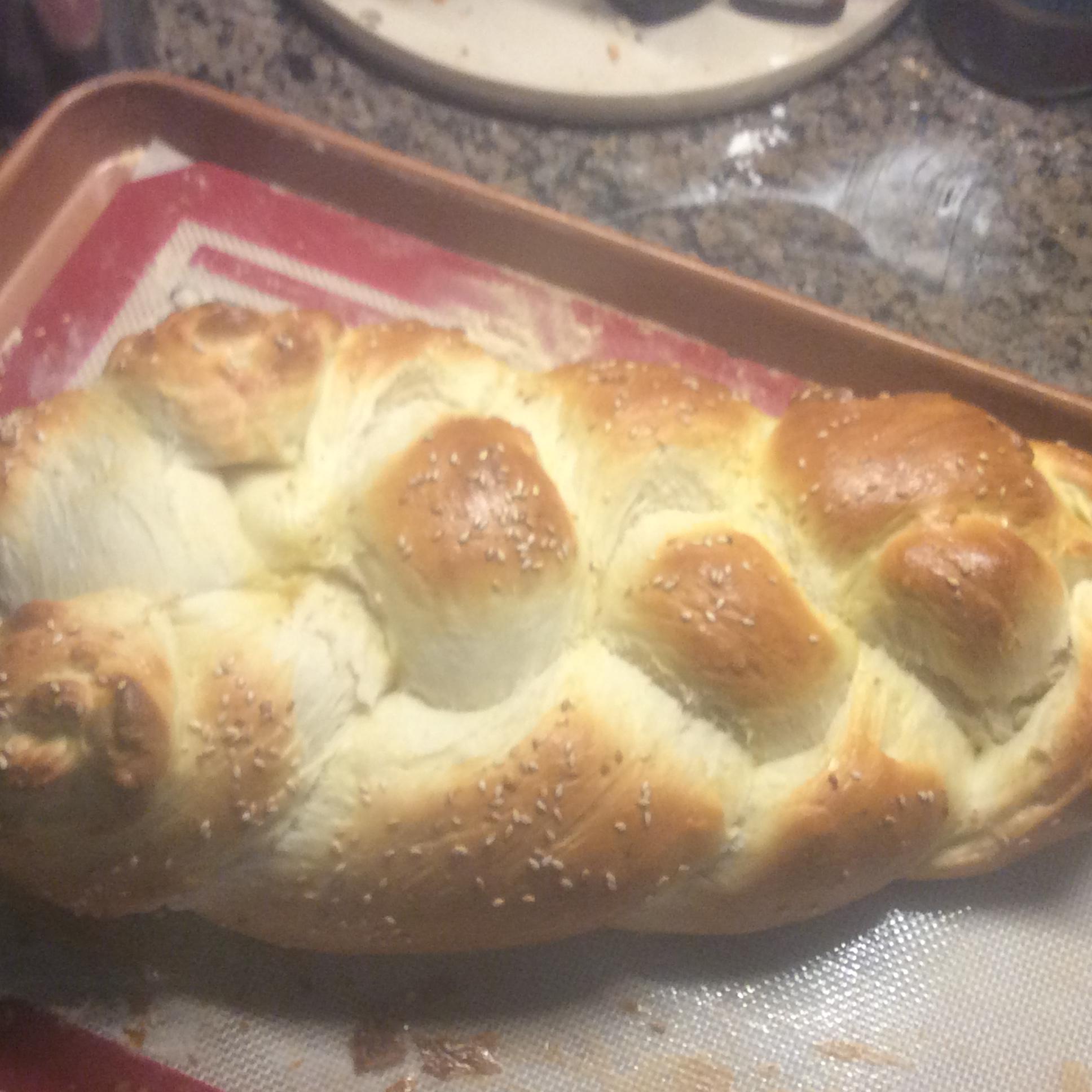 Swiss Sunday Bread Christopher Roberts