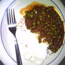Keema (Indian-Style Ground Meat) ruth
