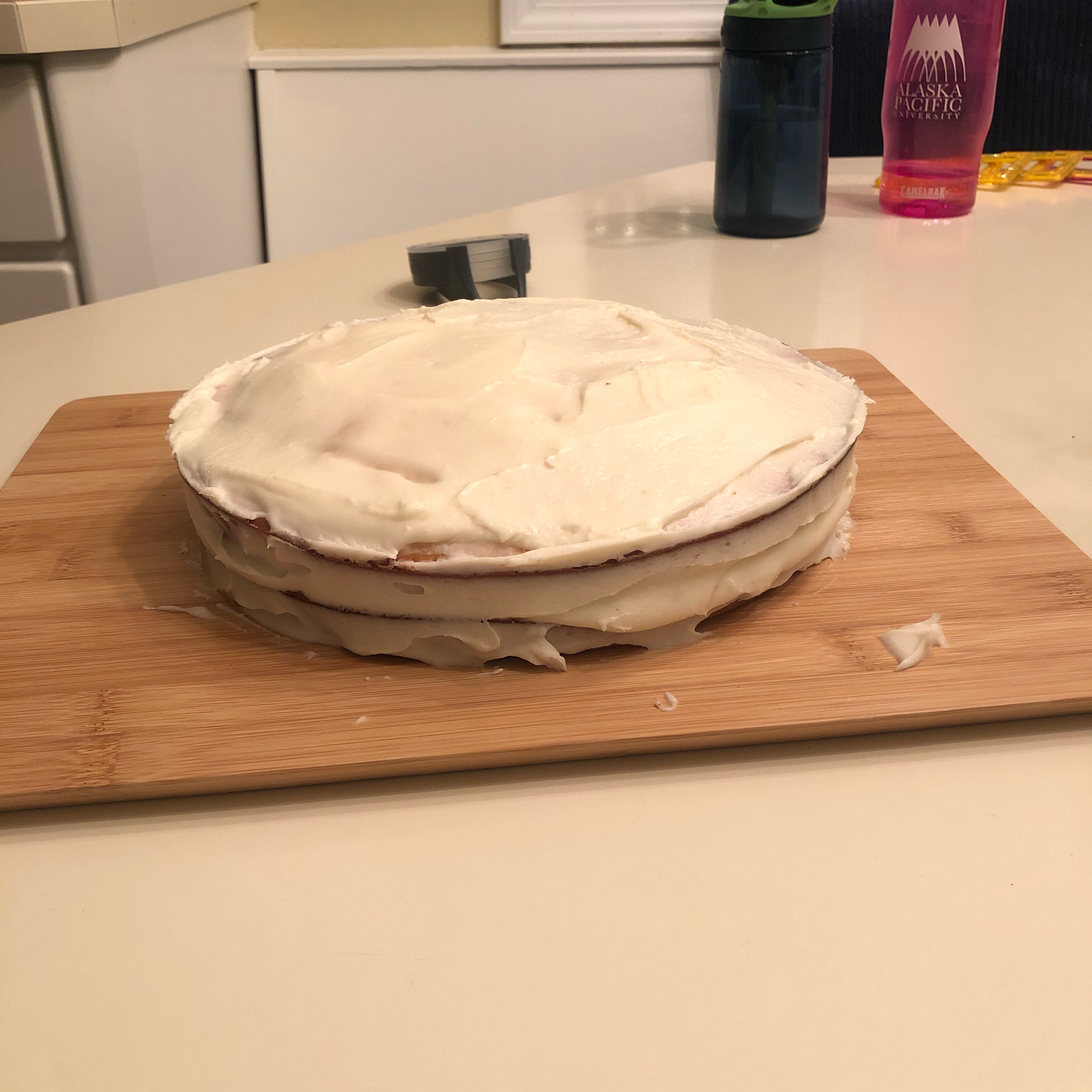 Mom's Sponge Cake