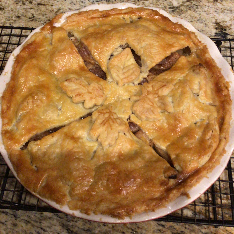 Mum's Irish Apple Pie Tyler McCullough