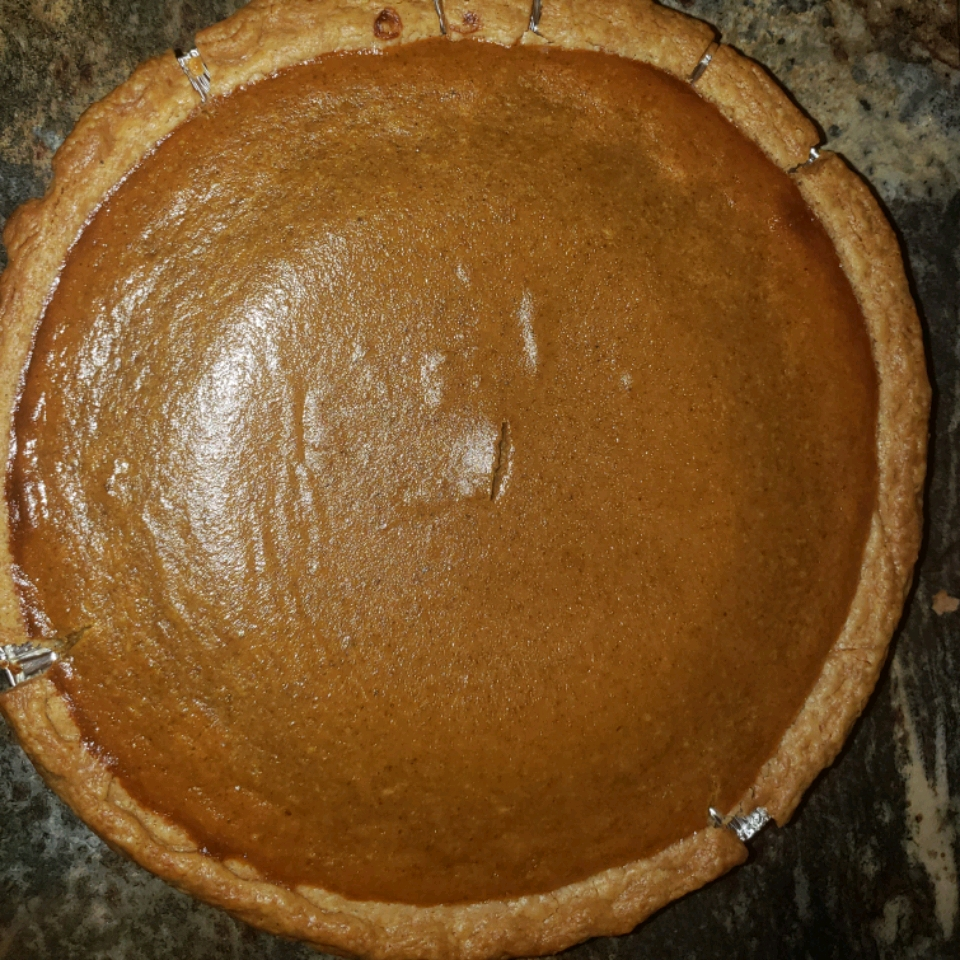 Perfect Pumpkin Pie MissB
