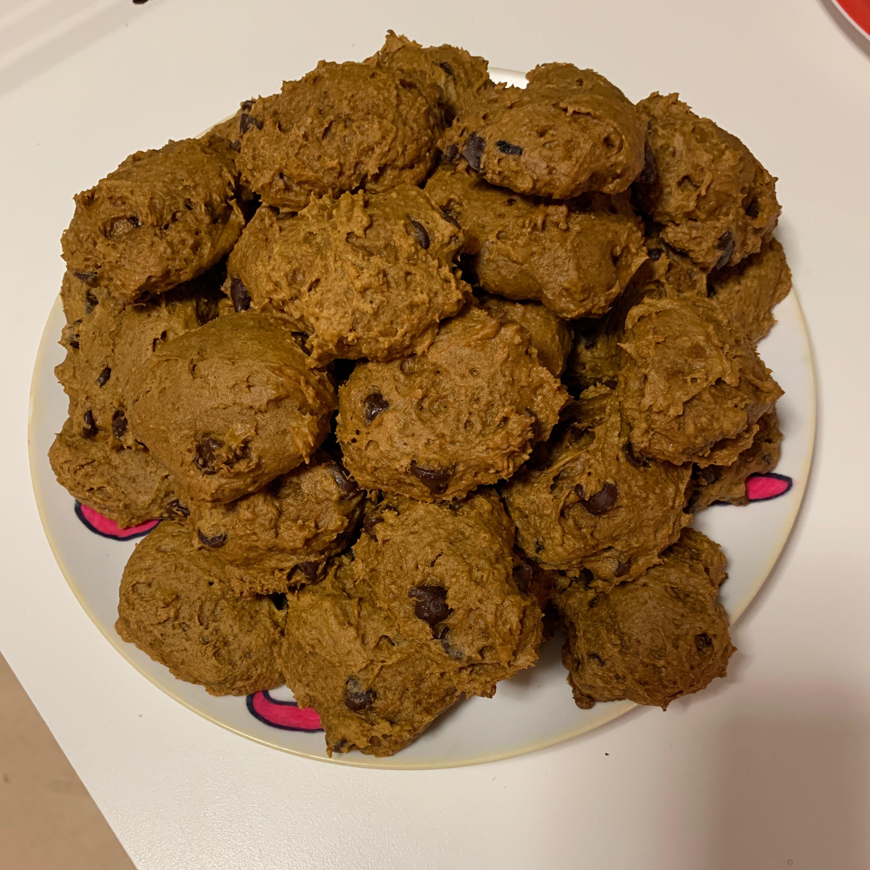 Pumpkin Spice Cookie SallyR