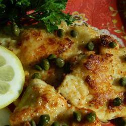 My Best Chicken Piccata