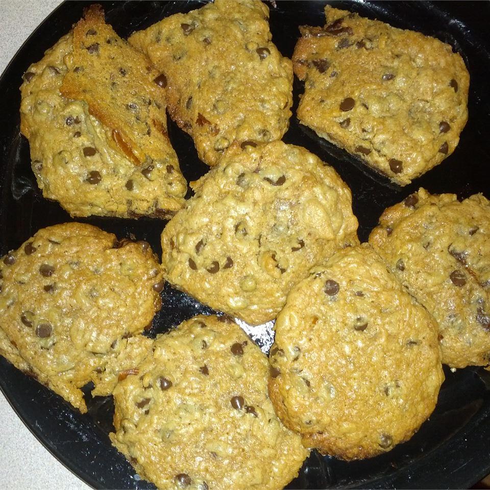 Gluten-Free Peanut Butter Cookies sixgun