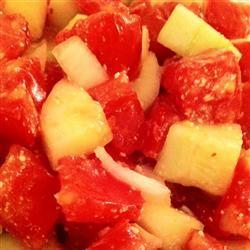 Refreshing Tomato Cucumber Salad Chriss Siembida