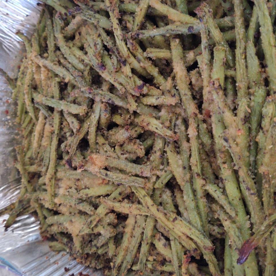 Herbed Green Bean Casserole HollywPowell21!