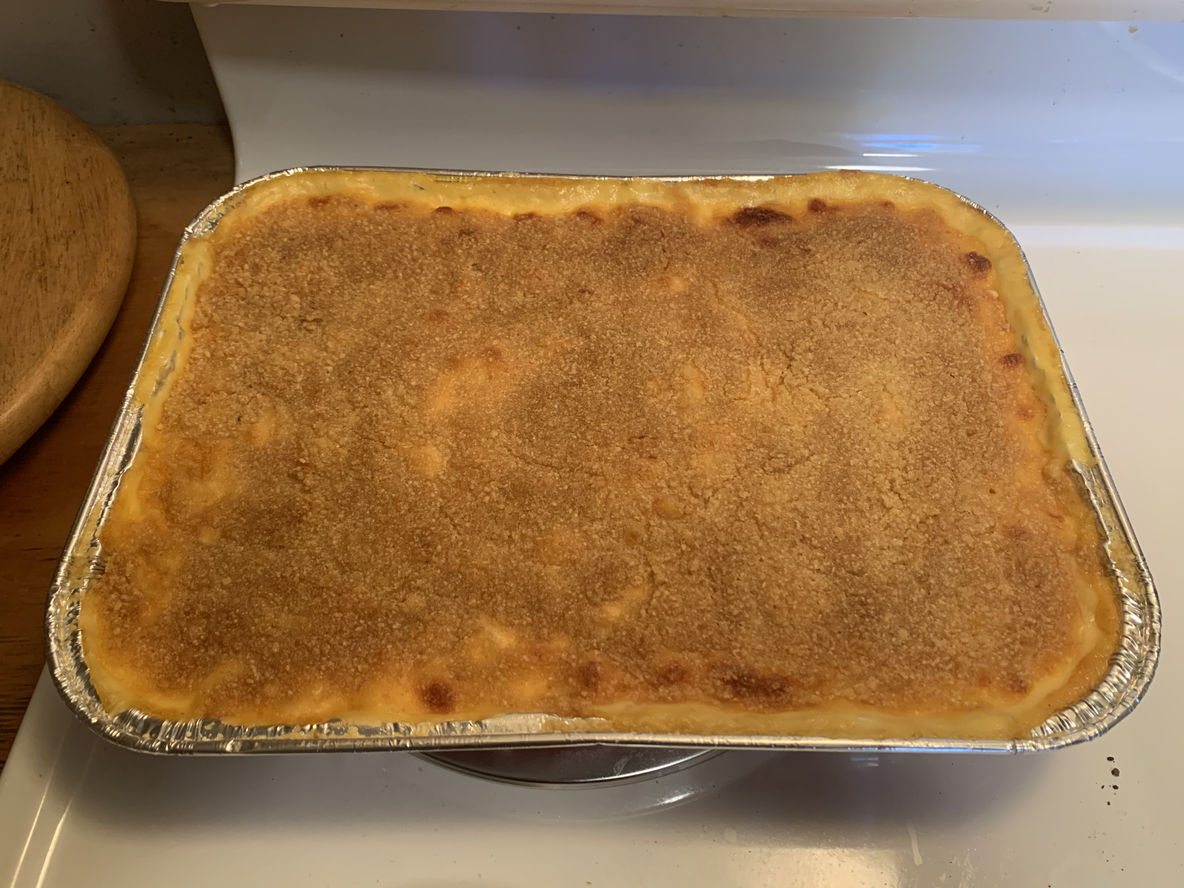 Shannon's Smoky Macaroni and Cheese B. Stoddard