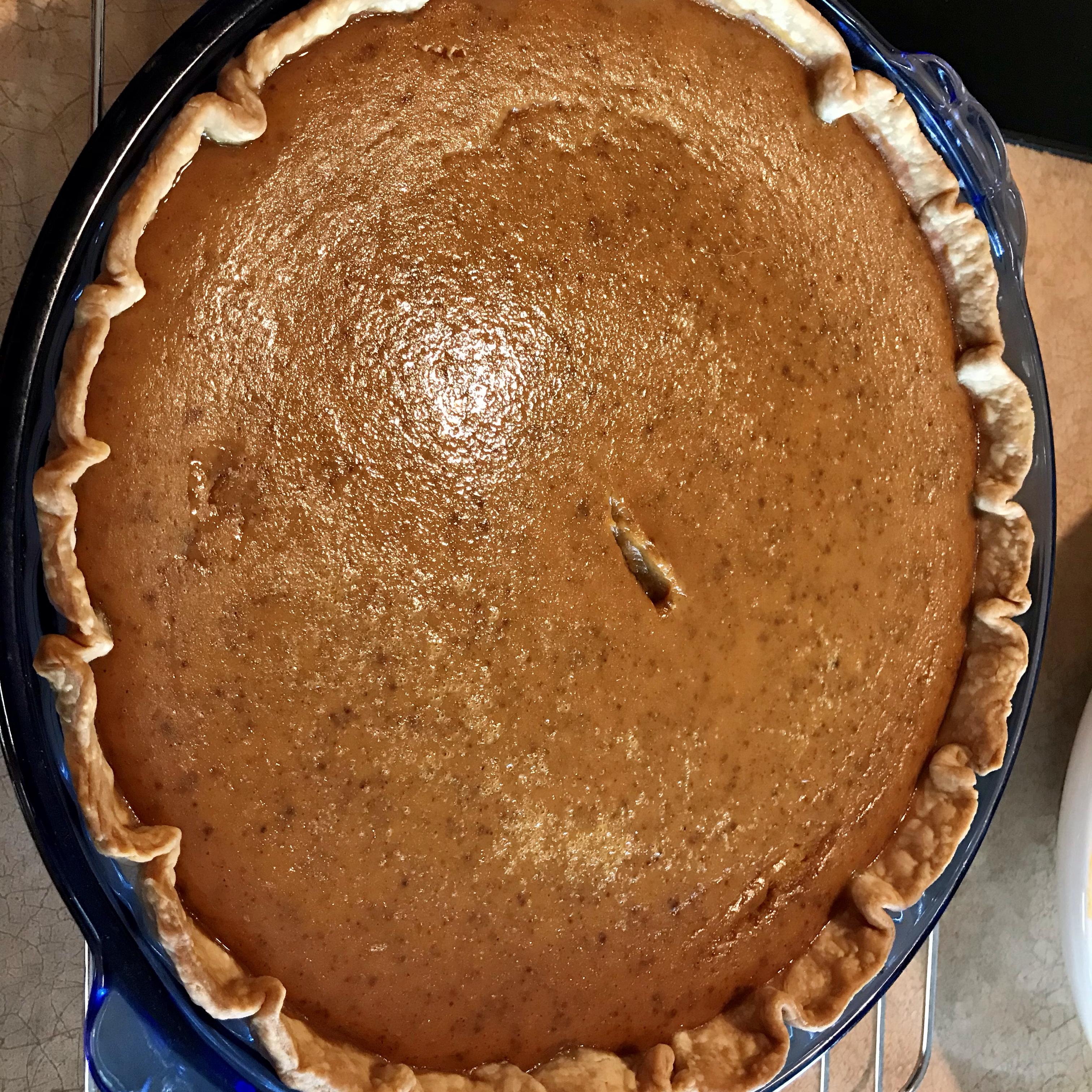Libby's® Famous Pumpkin Pie Rosie Cooks