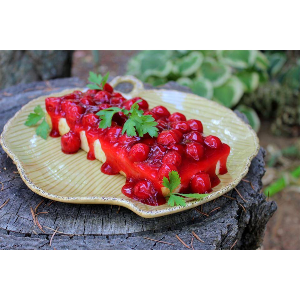 Black Forest Angel Food Cake