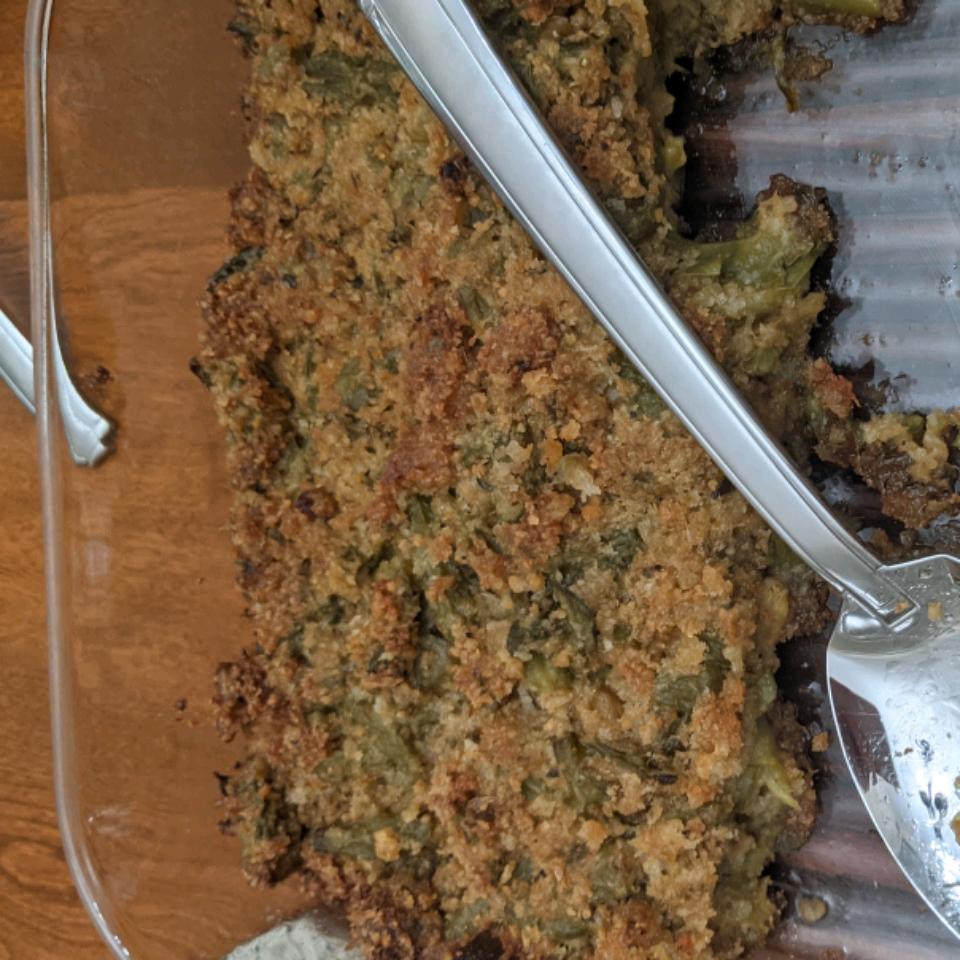 Herbed Green Bean Casserole Lisa B.