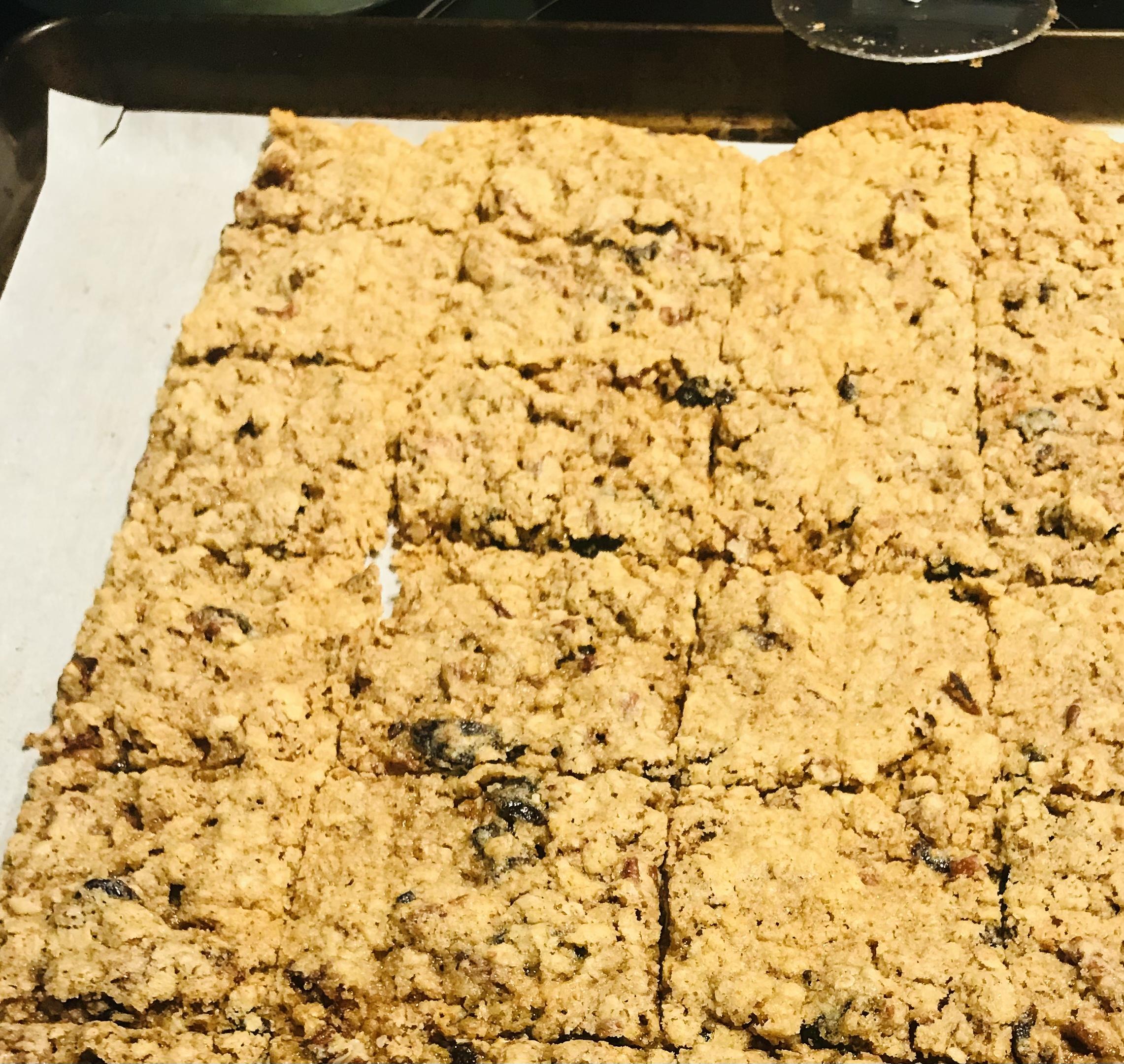 Momma's Wheat Germ Cookies Fidan