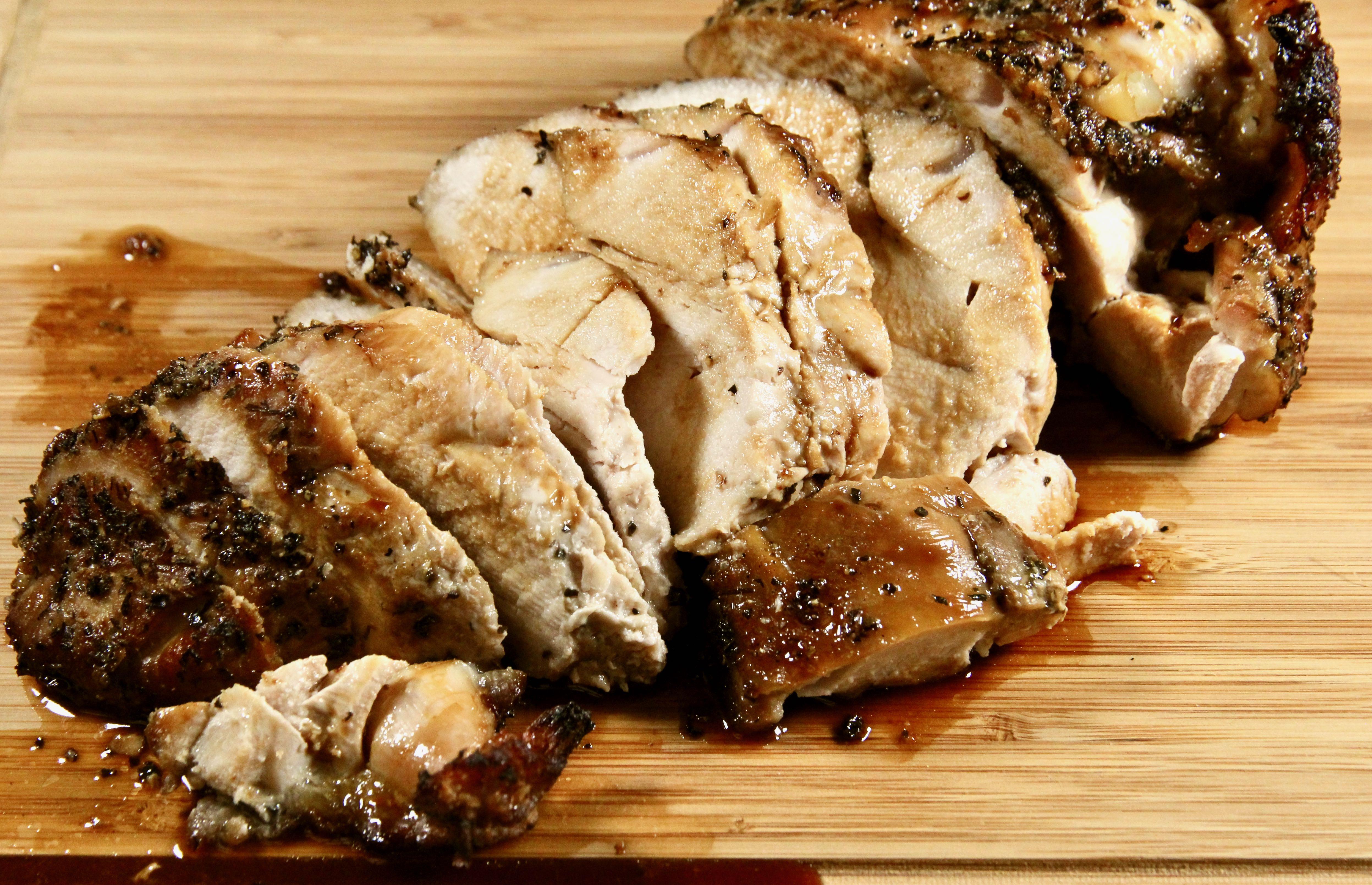 Marinated Turkey Breast Roast