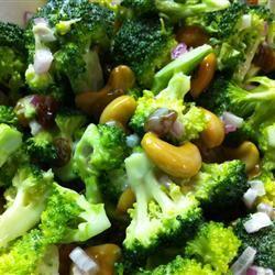 Broccoli Cashew Salad Alicia Goree Adams