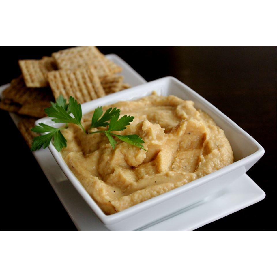Basic Hummus Melissa Goff