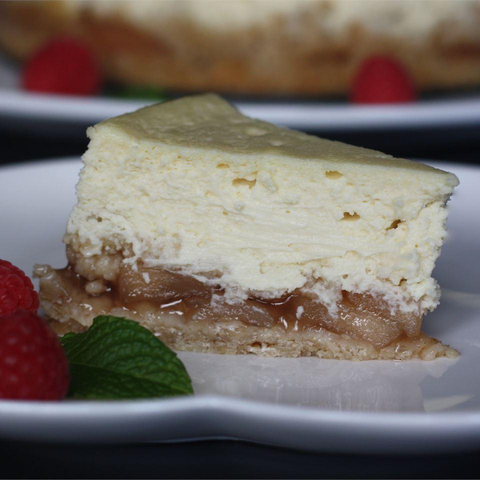 Fruit Filled Cheesecake sanzoe