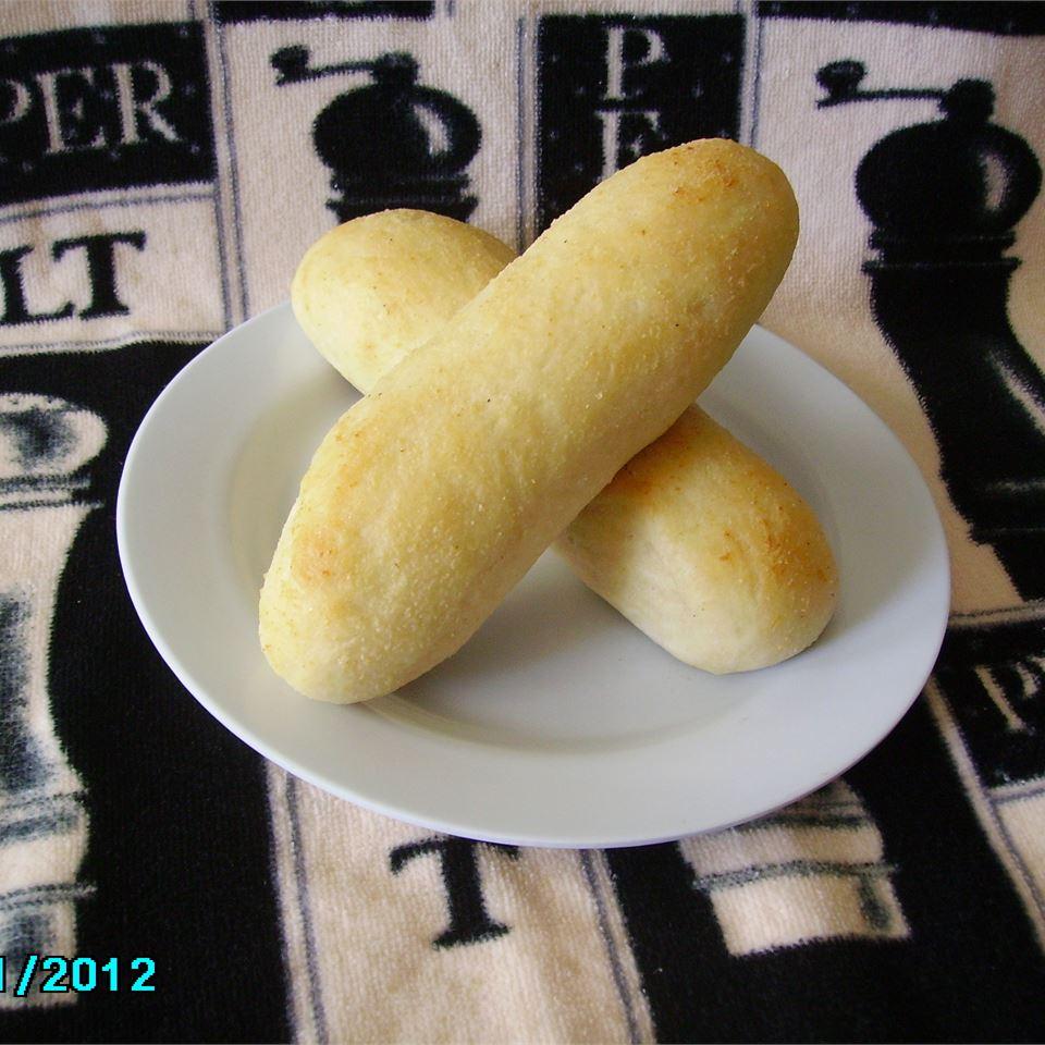 Kim's Garlic Breadsticks Christina