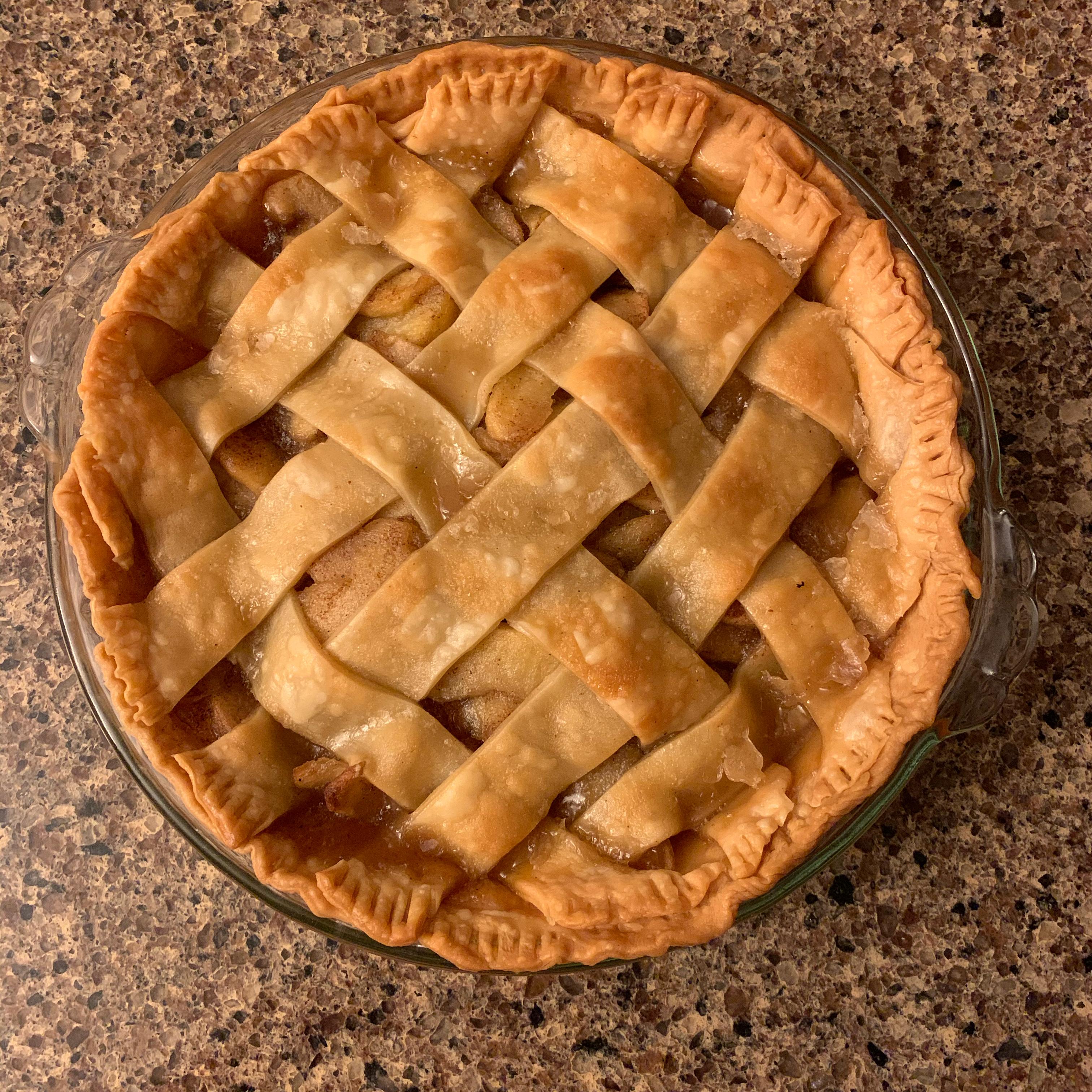 Mock Apple Pie II ehaven