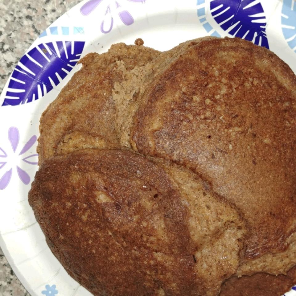 Paleo Pumpkin Pancakes Shacasia King