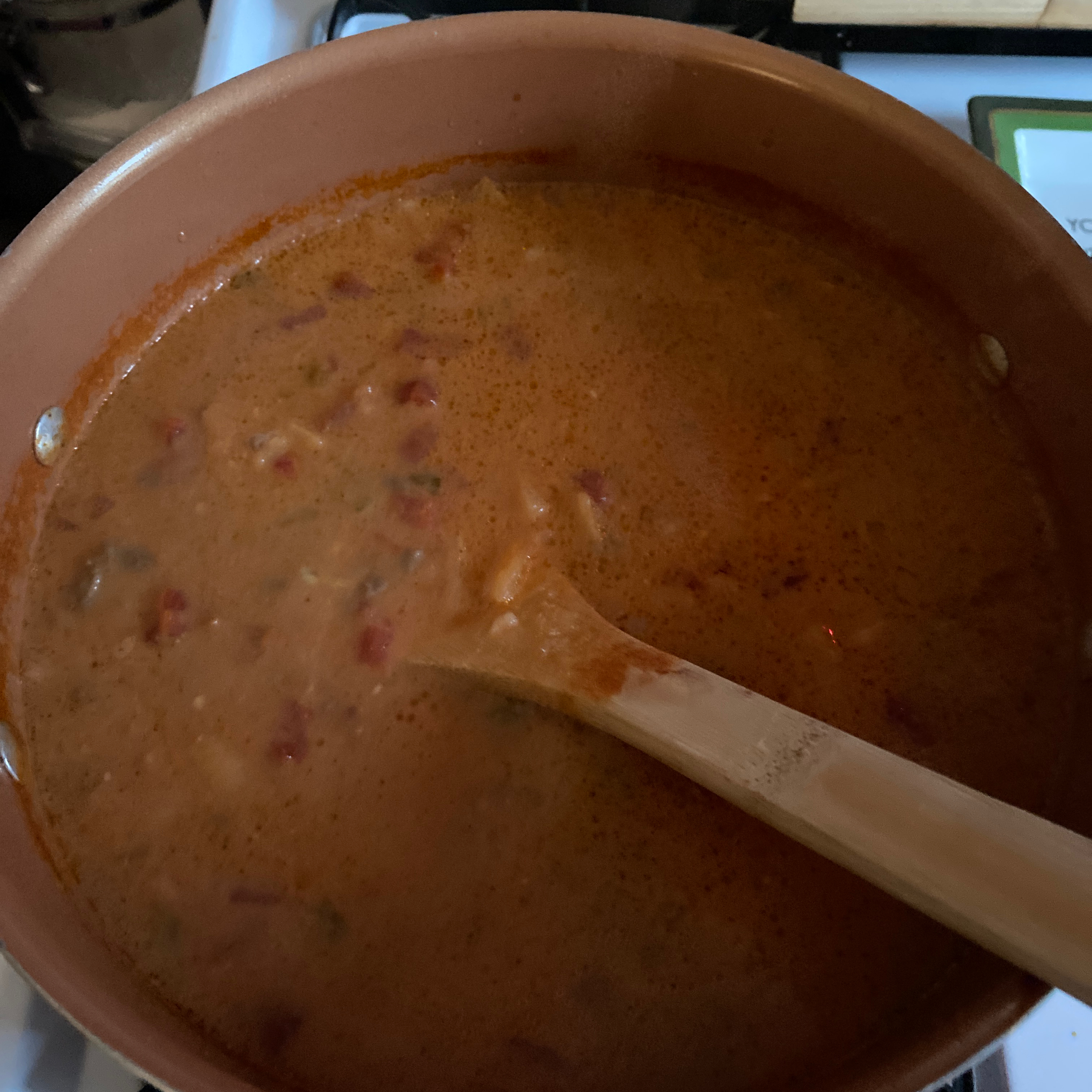 Taco Soup with Green Chilies Bonnie Schneider