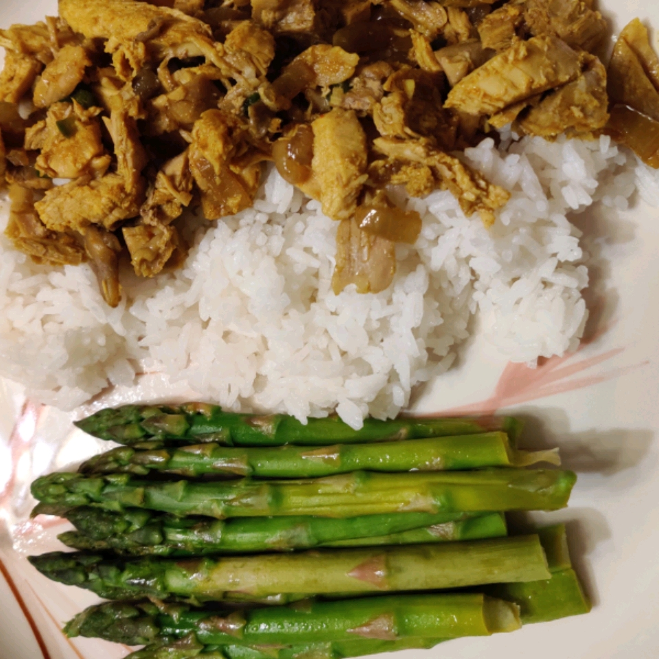 Turkey Curry Colleen Knipfer