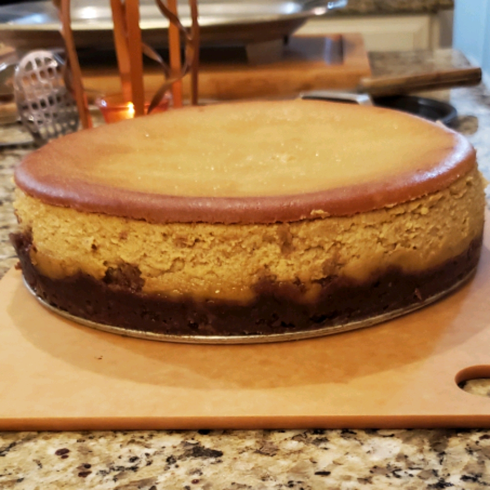 How to Make Pumpkin Cheesecake Terry Gartland