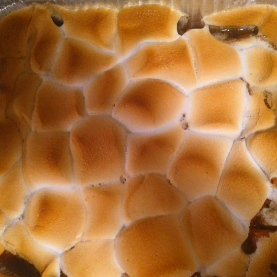 Candied Yams and Marshmallows Dustin cox