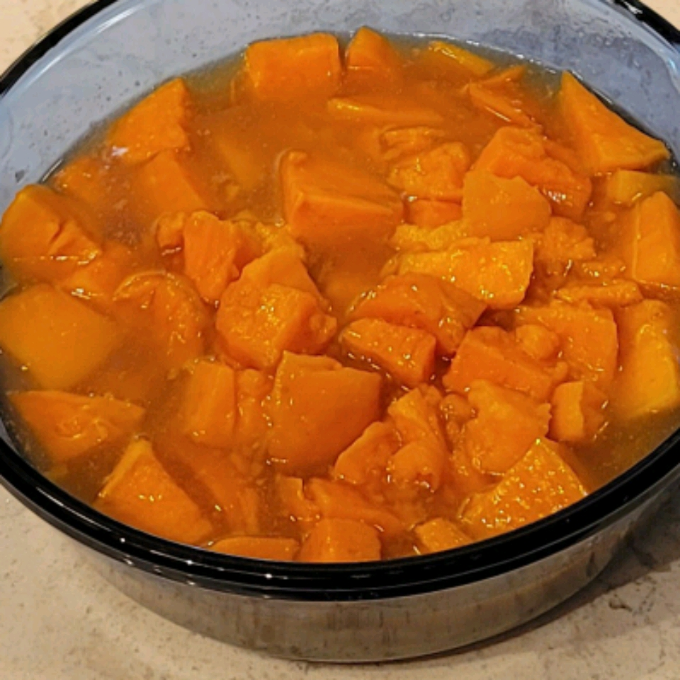 Instant Pot® Candied Sweet Potatoes Cindy W