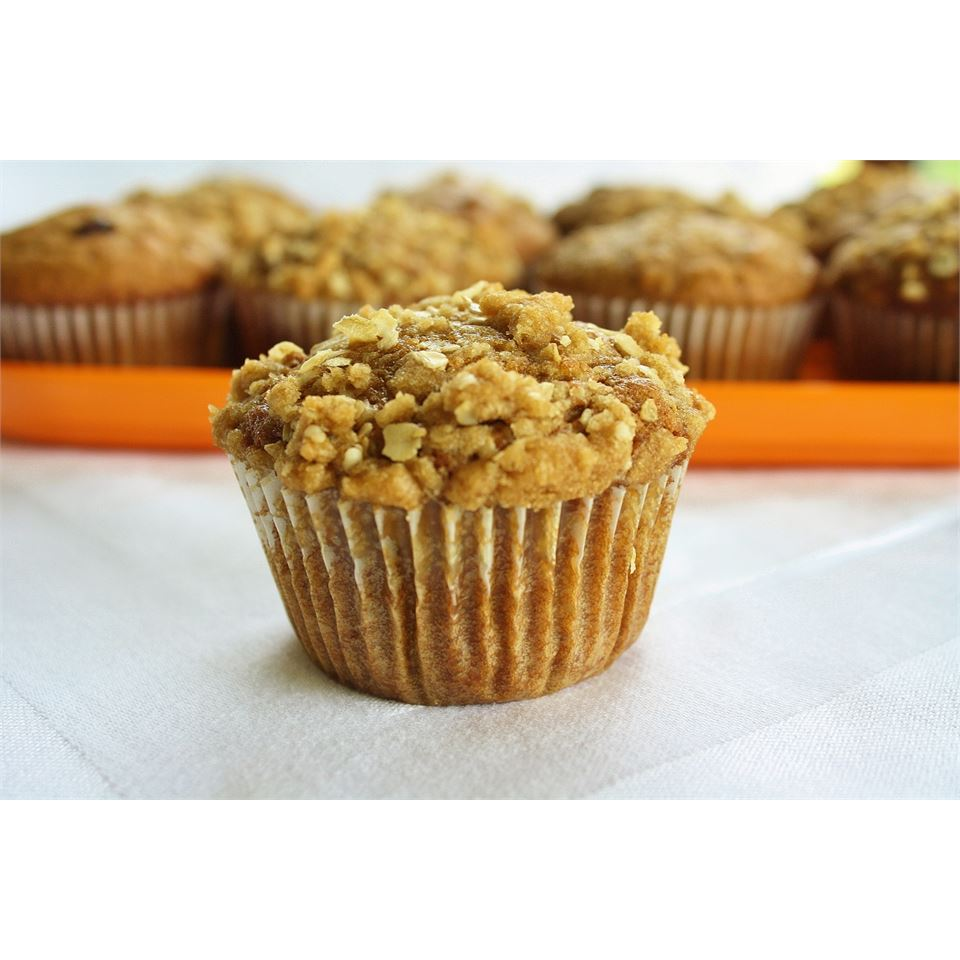 Pumpkin Muffins with Streusel Topping naples34102