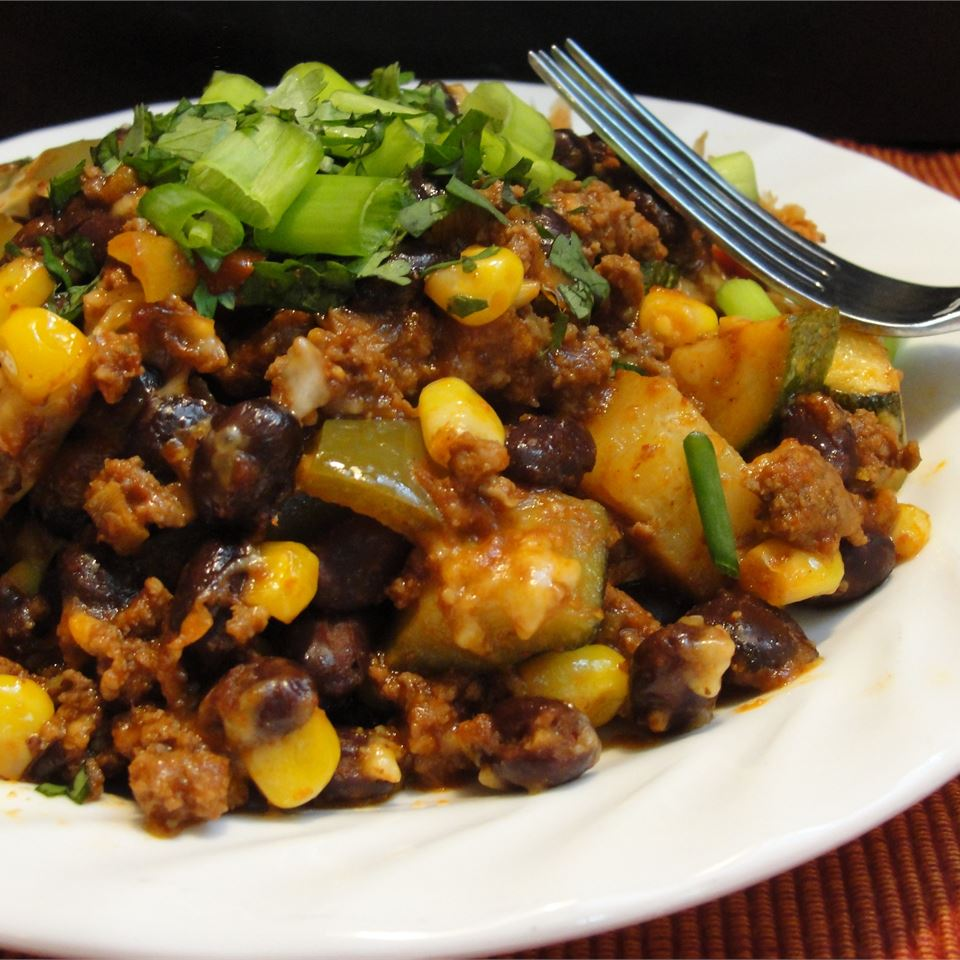 Tex-Mex Squash Bake Rock_lobster