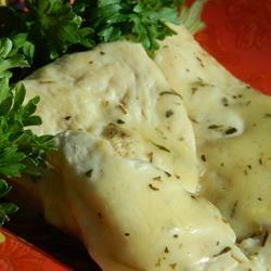 Pan Sauce Chicken Marianne
