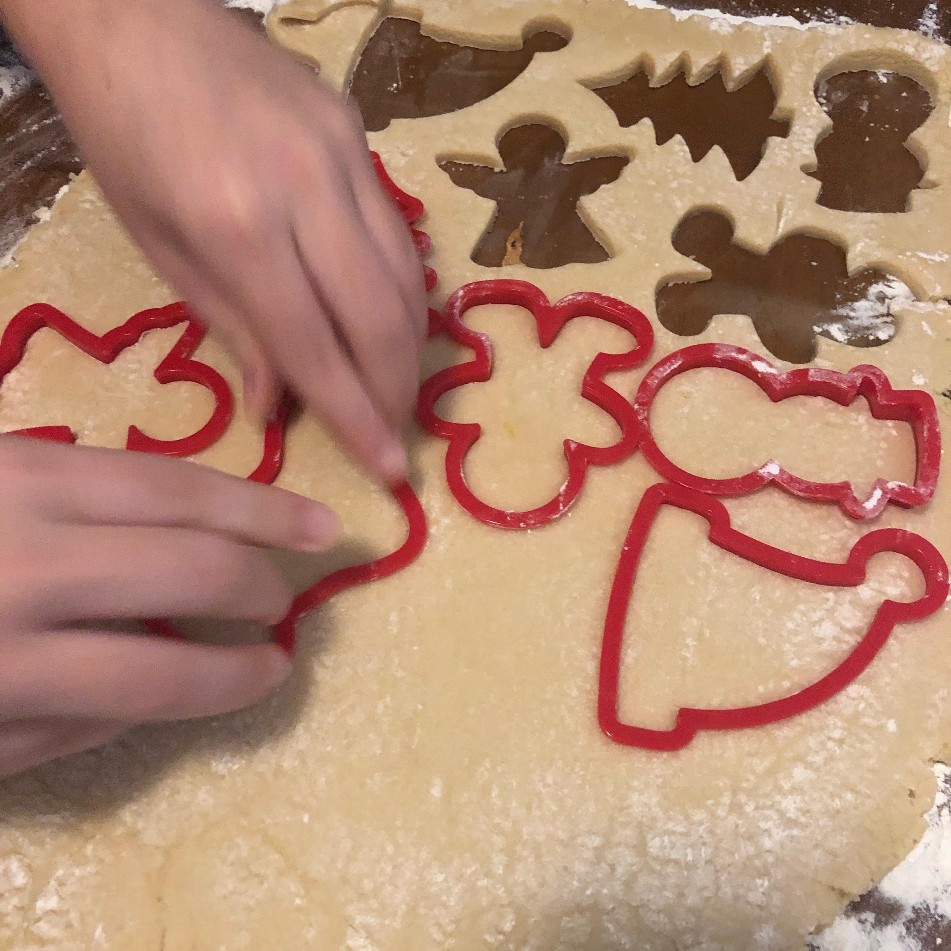 Grandma Sheets' Sugar Cookies Shirley Coulson