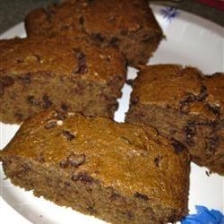 Chocolate-Cinnamon Zucchini Bread Angelina