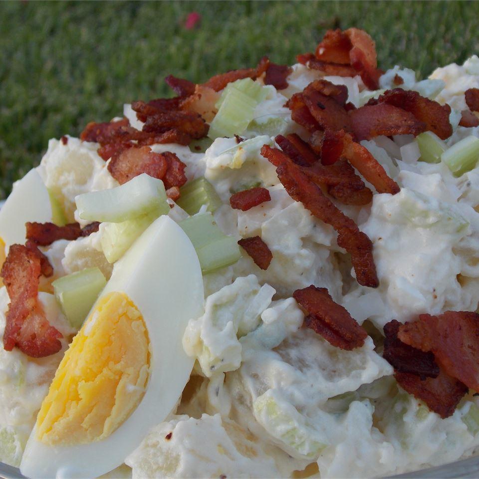 Bacon Potato Salad - Family Legacy