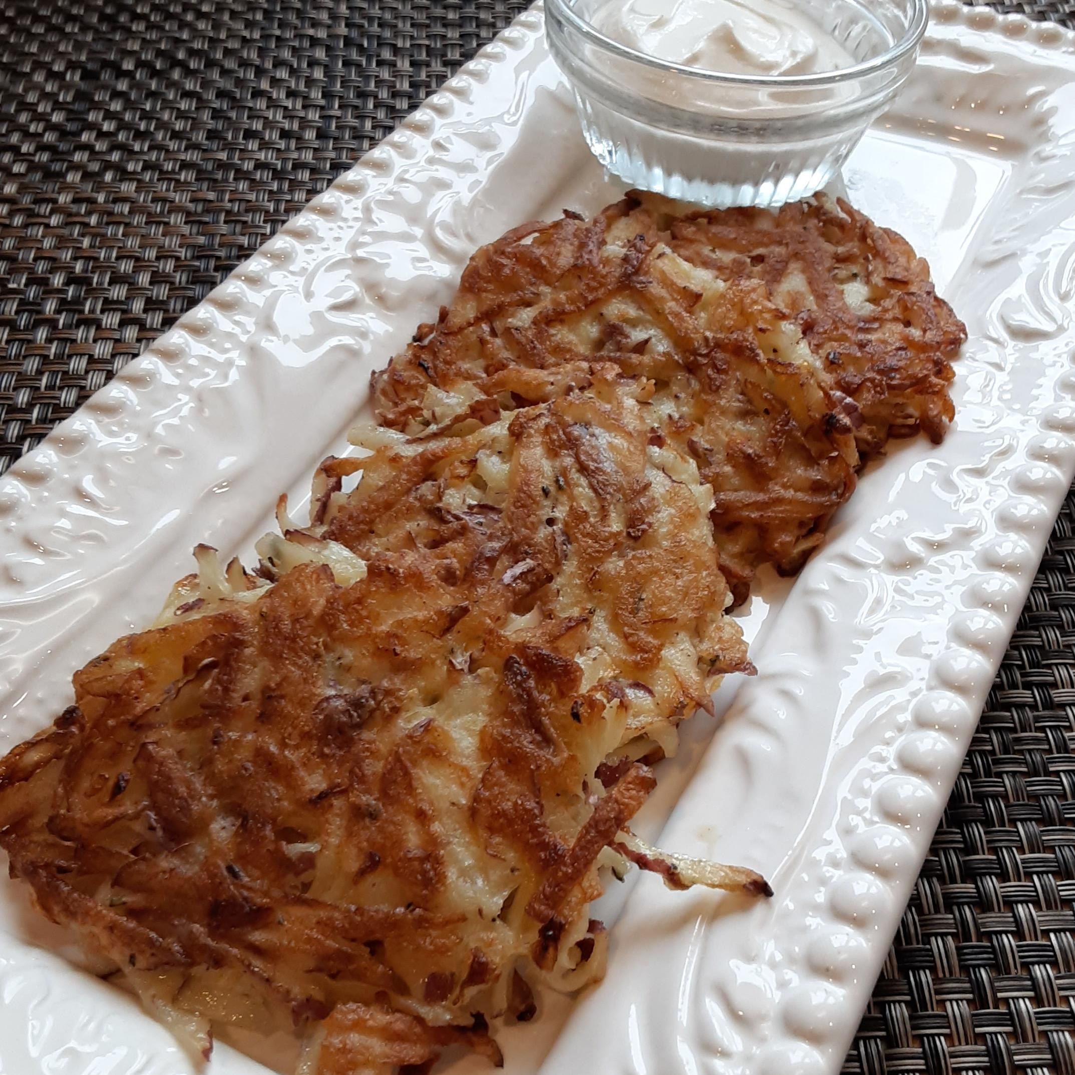 Anne's Potato Pancakes