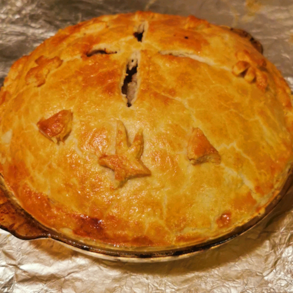 Tourtiere (French Pork Pie)
