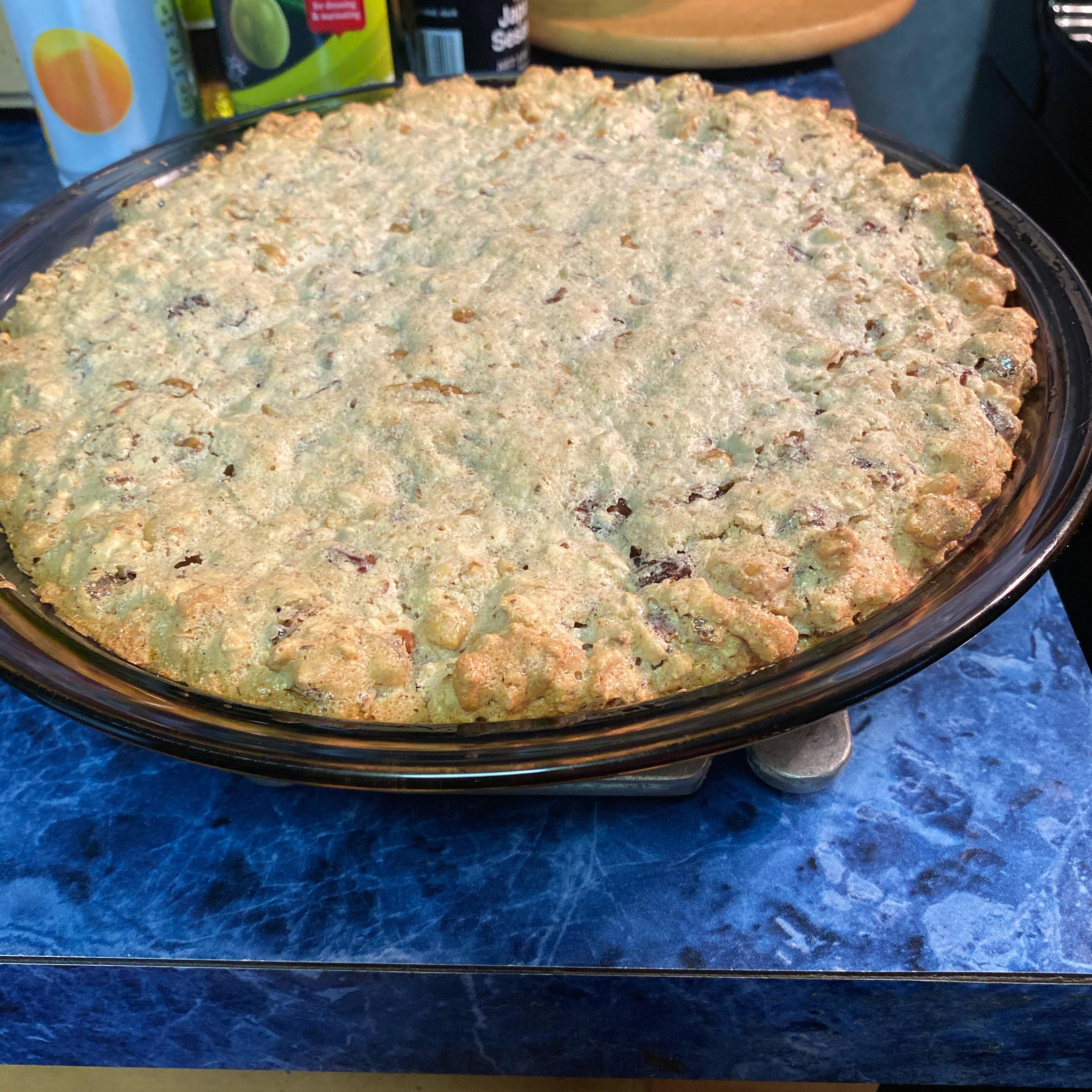 Cracker Pie I Mrs. Z