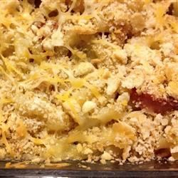 Mom's Baked Macaroni and Cheese ShttrBugin