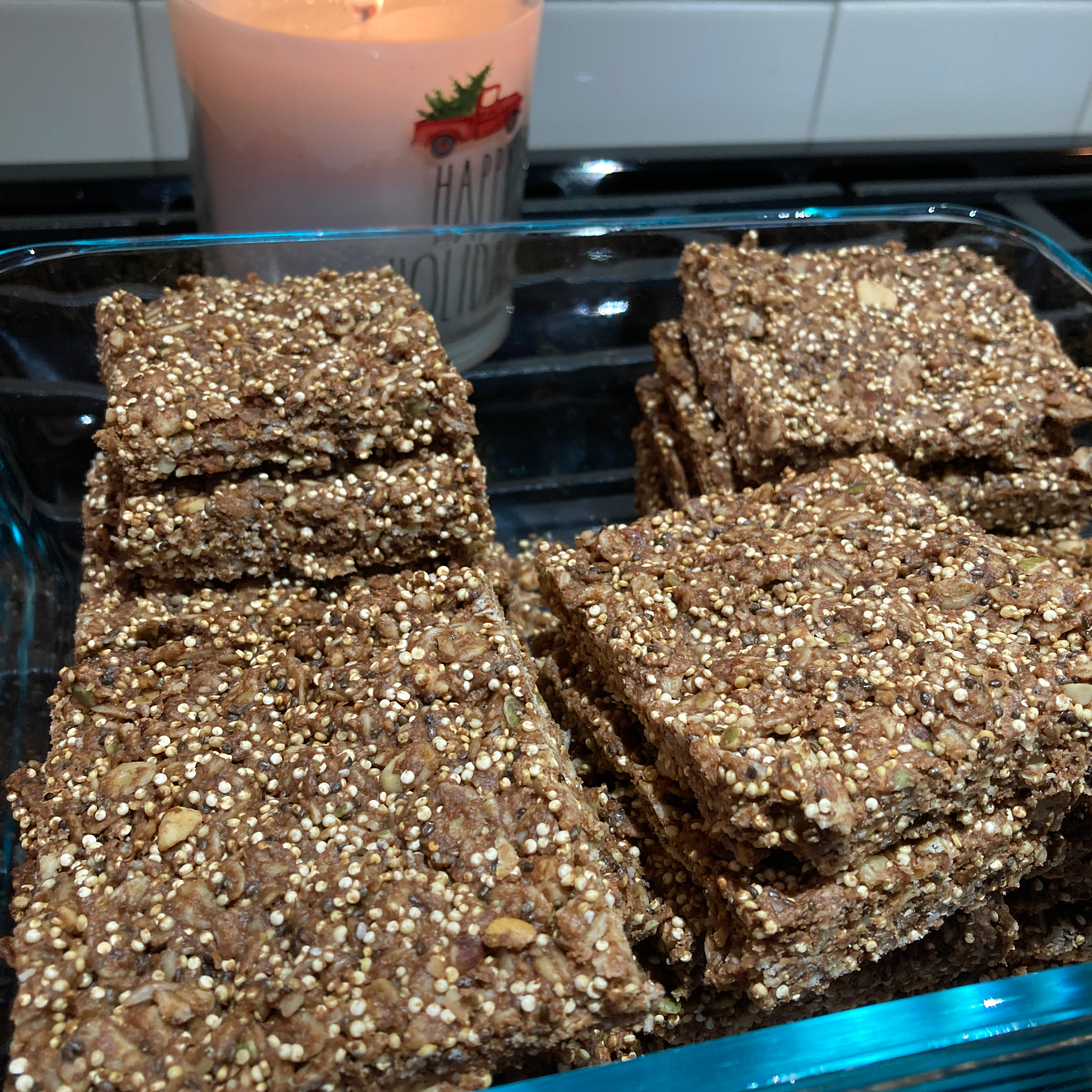 Healthy After-School Granola Bars Amy Brody