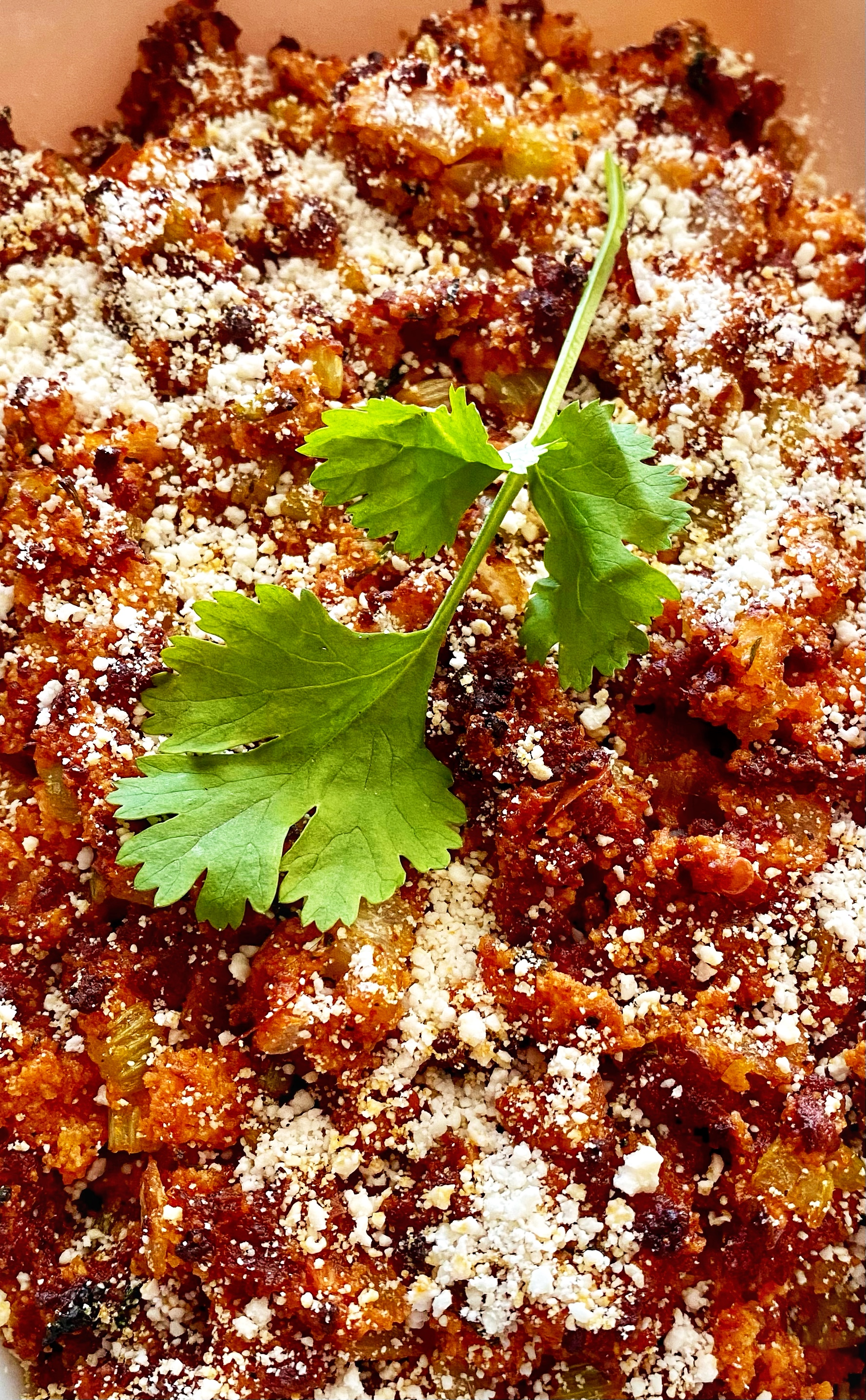 Cornbread Chorizo Stuffing