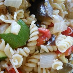 Vegetable Pasta Salad II SunnyDaysNora