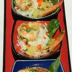 Thai-Style Rice Salad