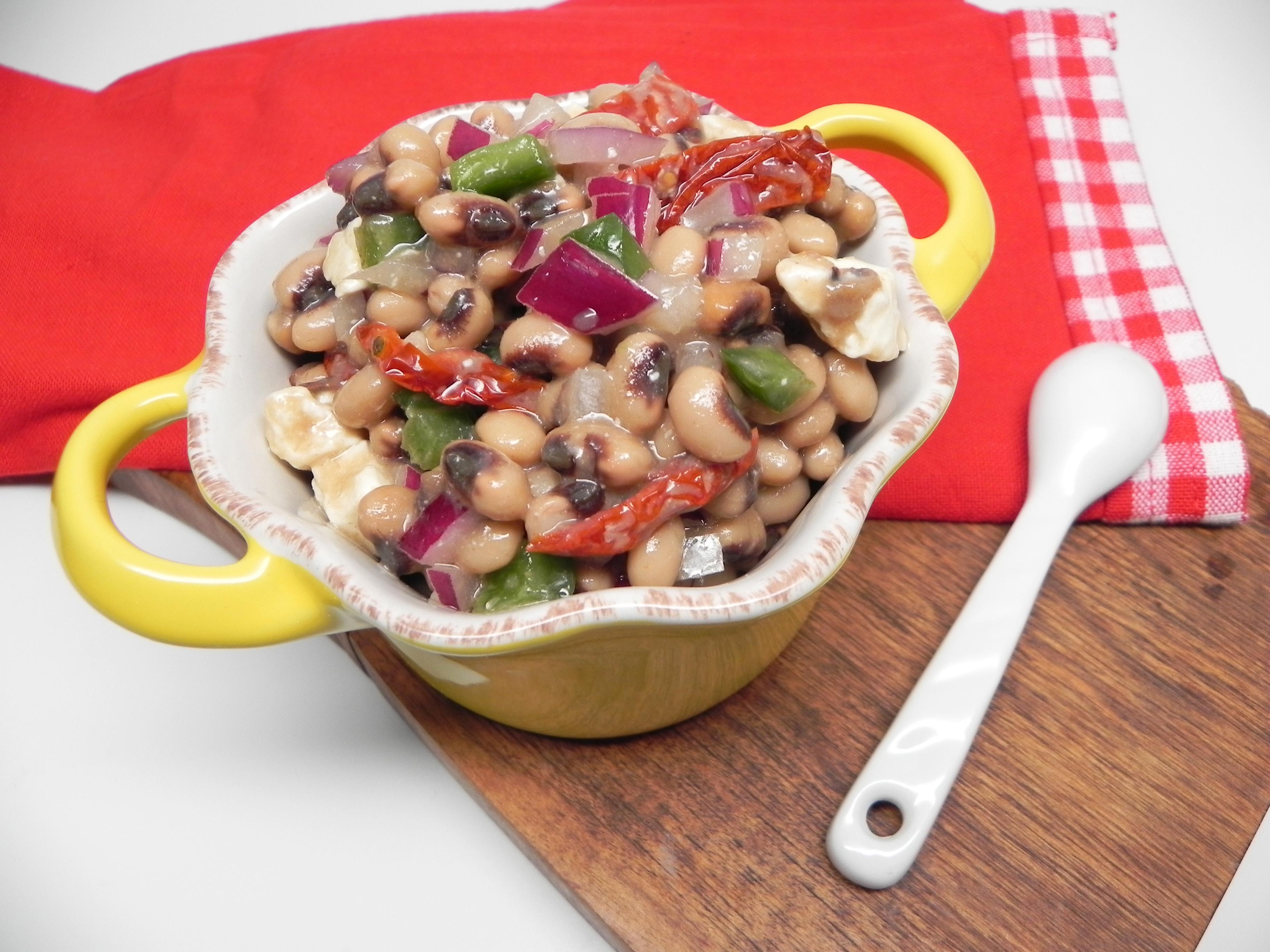 Black-Eyed Pea Salad II