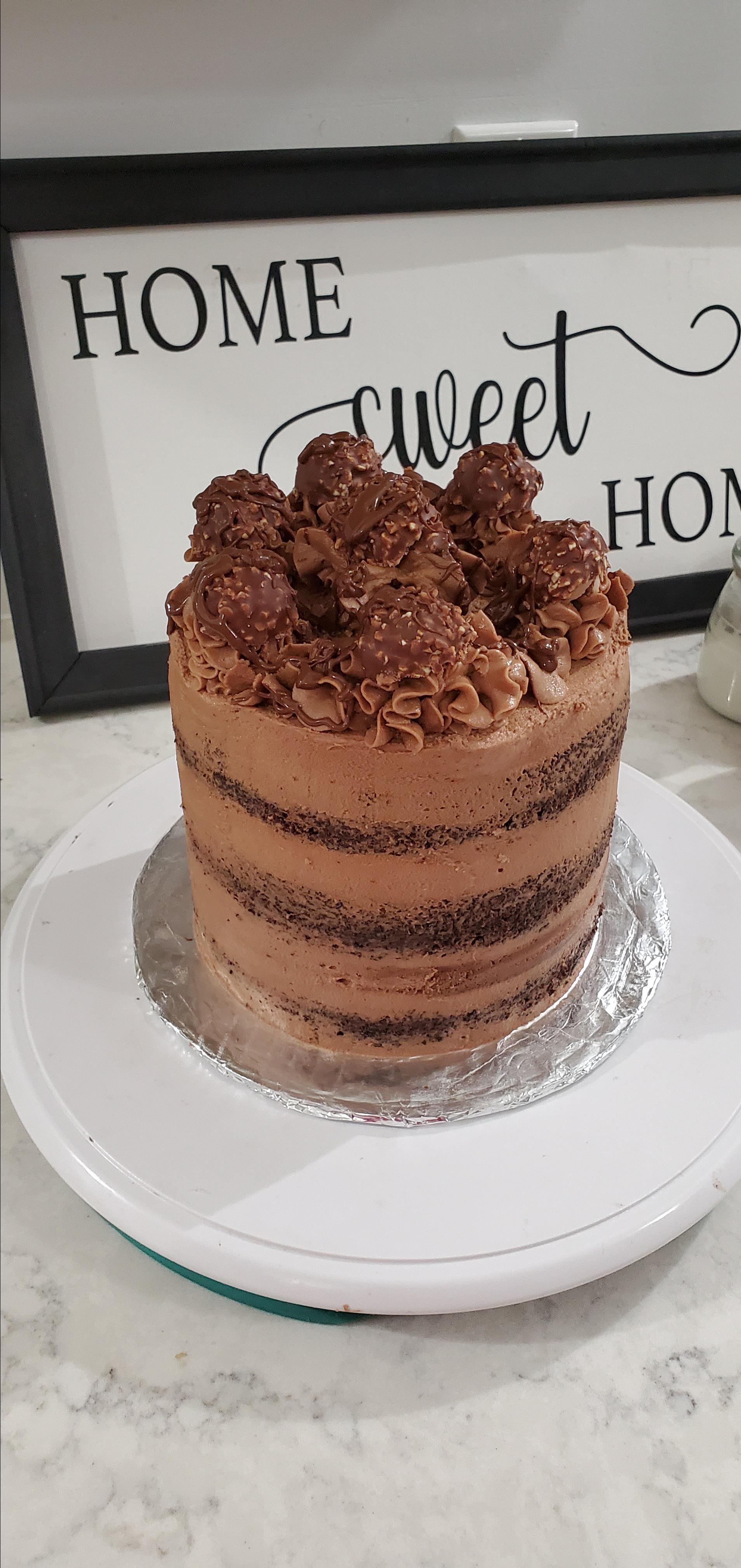 Nutella® Buttercream Frosting